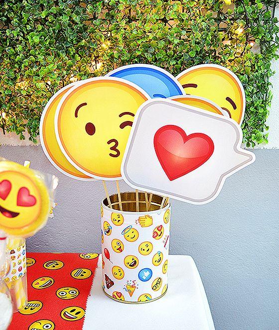 Photobooth de Emojis