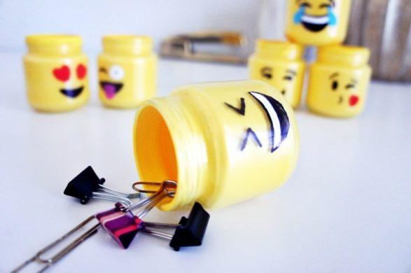 Lapiceros emojis