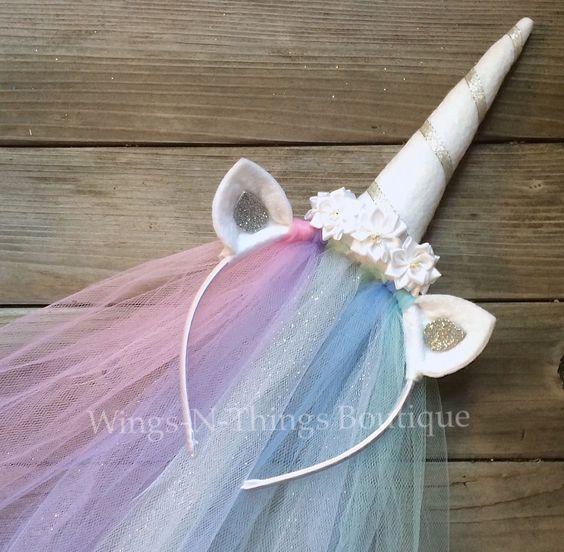 Ideas de decoraciones unicornio