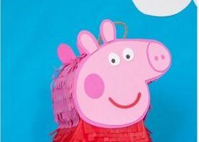 La piñata de Peppa Pig