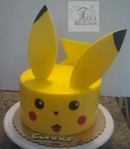 Las tortas más lindas de Pokémon