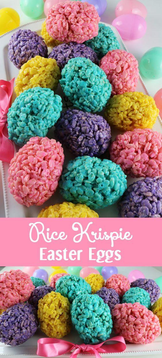 Delicias para la mesa dulce de Pascuas