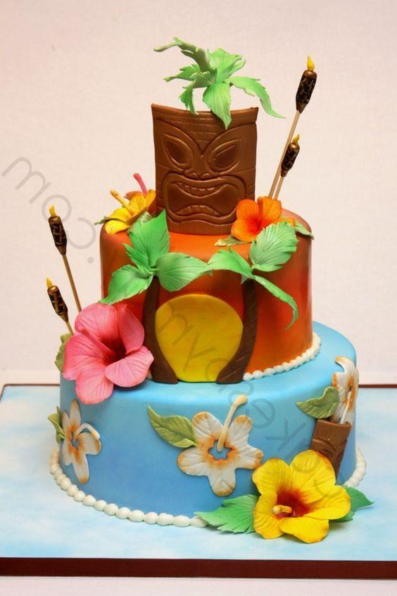 Las más lindas e ingeniosas tortas de Moana