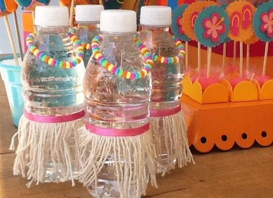 Ideas para decorar una fiesta temática con Moana