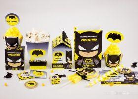 Nuevo! Kits imprimibles de Batman