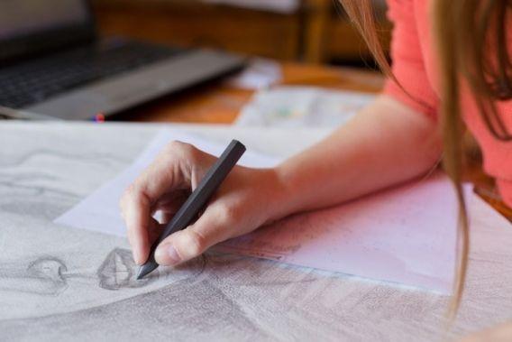 23 métodos para liberar la mente dibujando