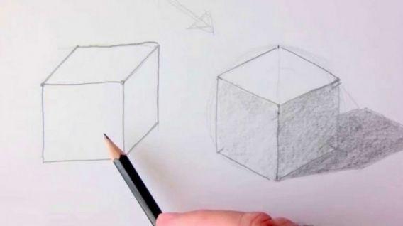 dibuja celdas o cuadrados