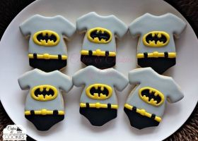 Ideas para un original Candy Bar de Batman