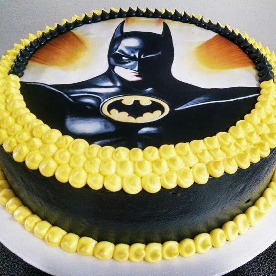 Las tortas más creativas de Batman