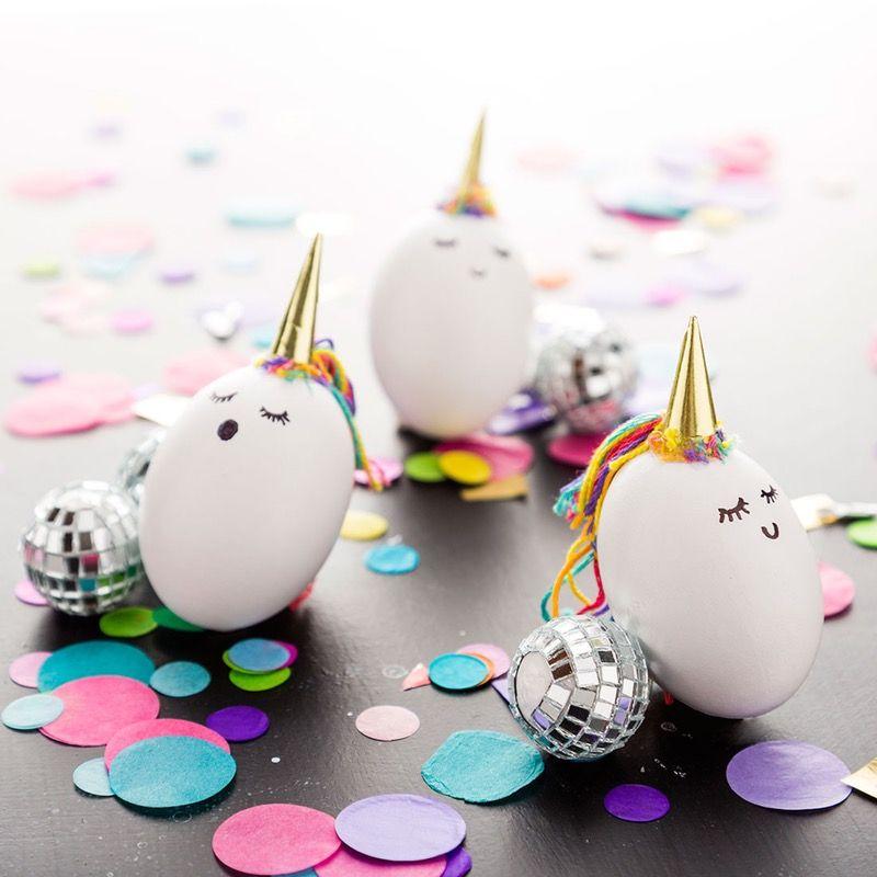Huevos Decorados Para Tu Cesta De Pascua Todo Bonito