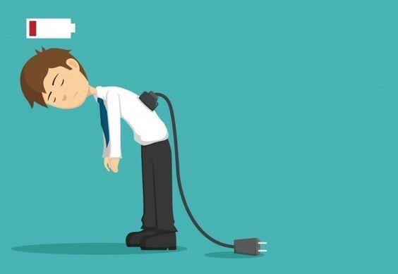 Cómo detectar lo que te está robando la energía