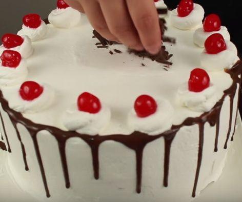 Torta Selva Negra Paso A Paso Todo Bonito