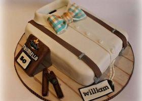 Originales tortas para agasajar a papá en su día