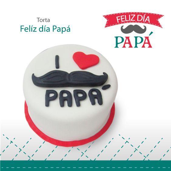 Increíbles tortas para Papá