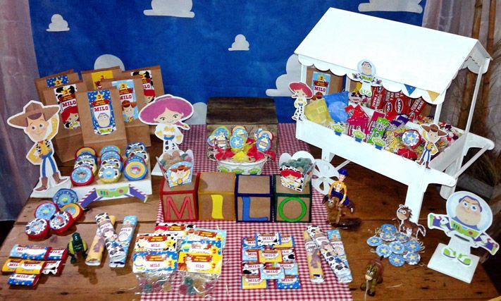 Mesa dulce Toy Story