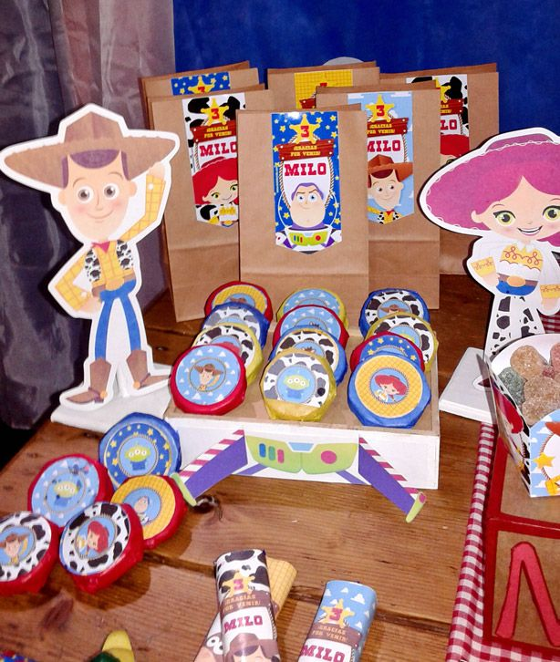 Souvenirs Toy Story