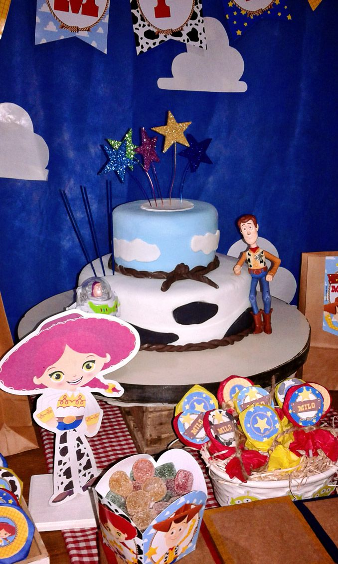 Ideas torta Toy Story