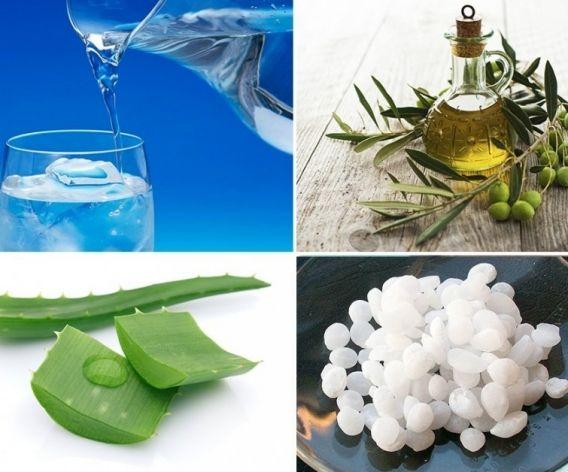Crea tu propio jabón de aloe vera