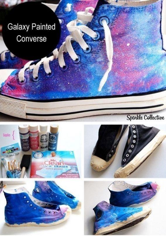 Zapatillas galácticas
