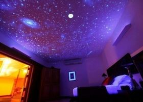 Como hacer un cielo estrellado para tu habitación
