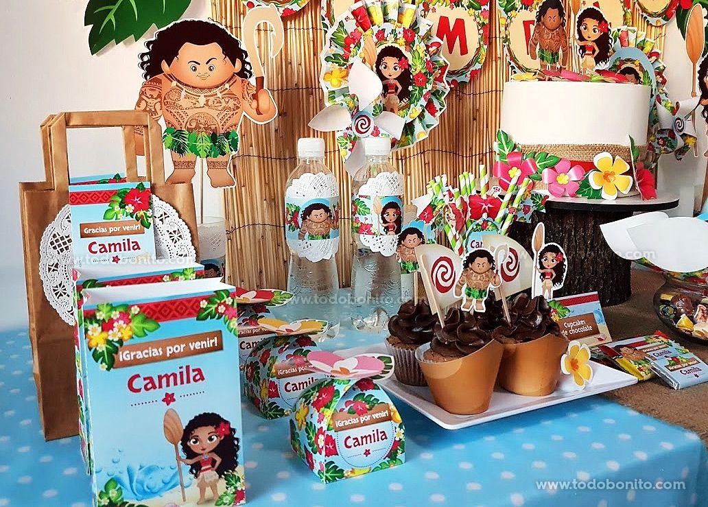 Mesa dulce Moana
