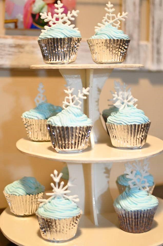 Cupcakes Frozen