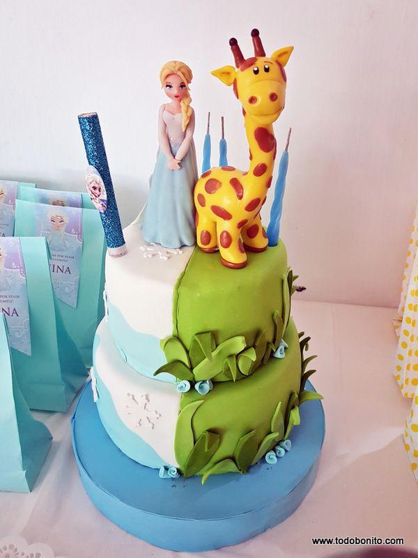 Torta de Frozen original