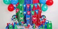 Kits imprimibles de Pj Masks o Héroes en Pijamas