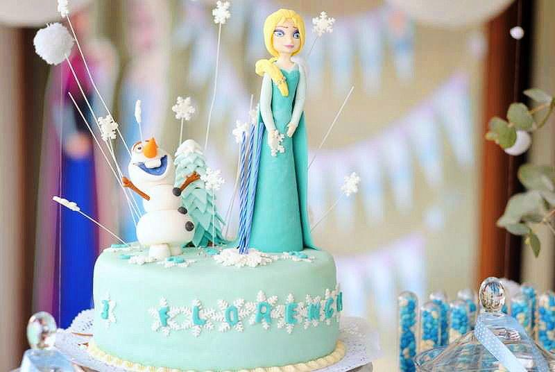 Kit Decoración de Frozen