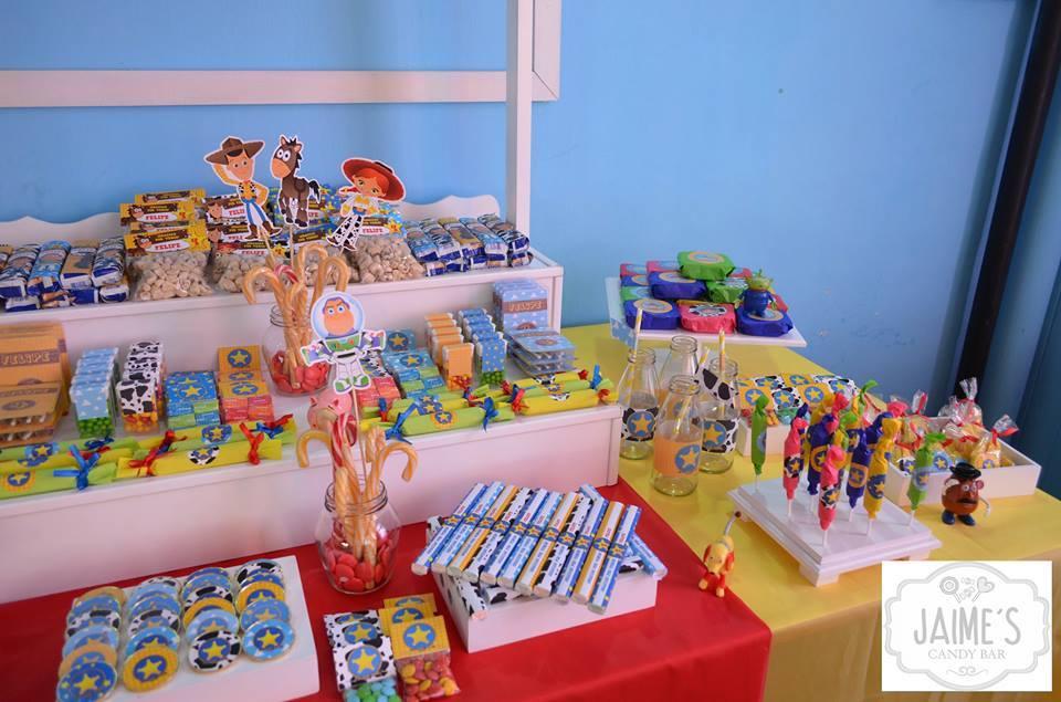 Mesa dulce de Toy Story