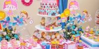 El cumpleaños de circo de Sofía