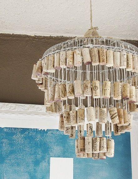 Ideas para hacer con corcho reciclado