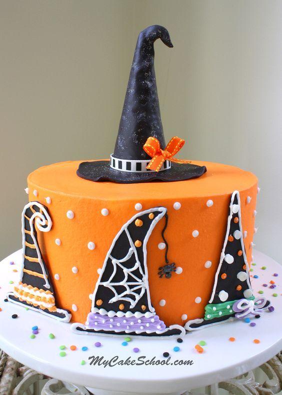 Increíbles tortas terroríficas