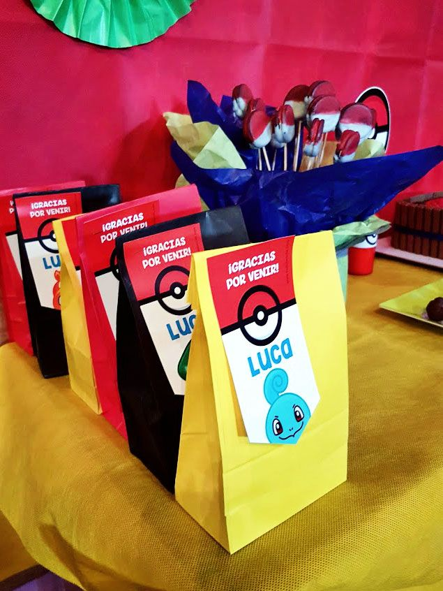 Sorpresitas pokemon