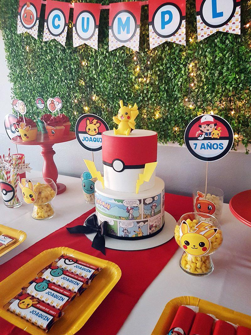 Kits imprimibles Pokémon
