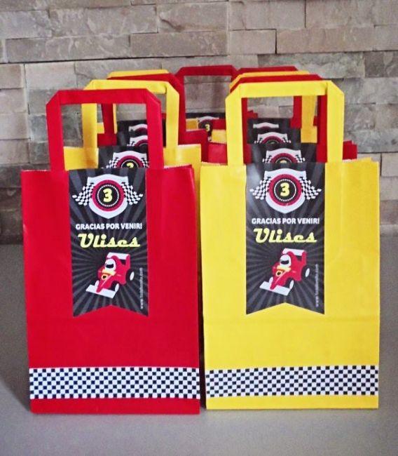 Kits Imprimibles de autos de carrera