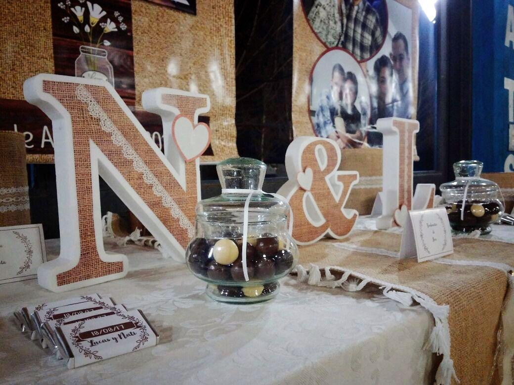 Ideas de bodas estilo rústico