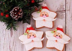 Galletas: el regalo más dulce para Navidad