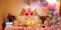Un cumpleaños lleno de Unicornios para Eleonora
