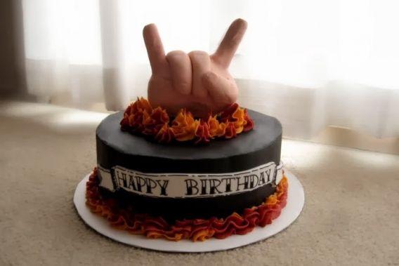 Tortas de Rock'n Roll