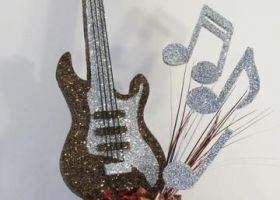 Ideas para una fiesta a puro Rock and Roll
