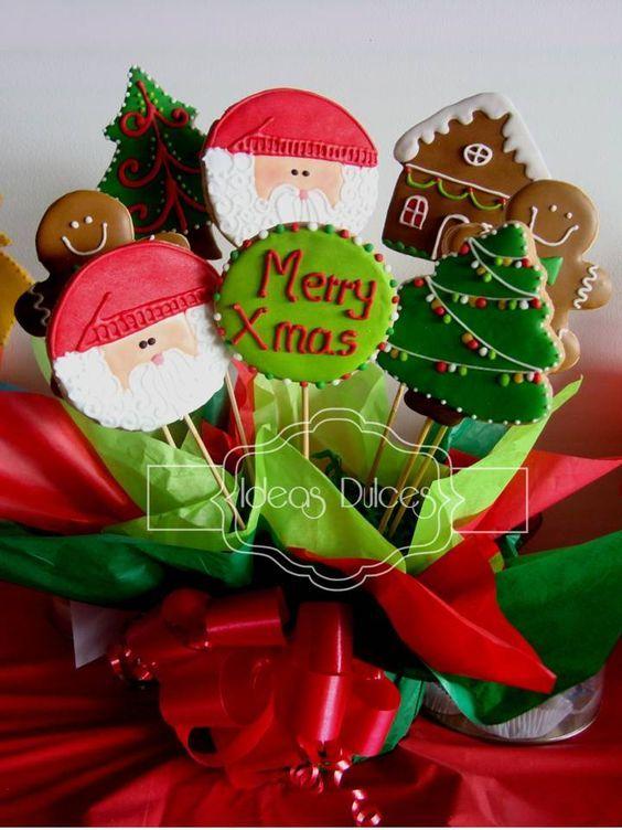 Galletas para regalar en Navidad