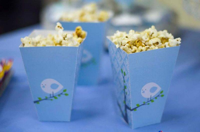 Cajas popcorn pajaritos