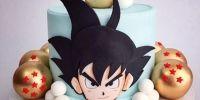 Las 20 tortas más lindas de Dragon Ball