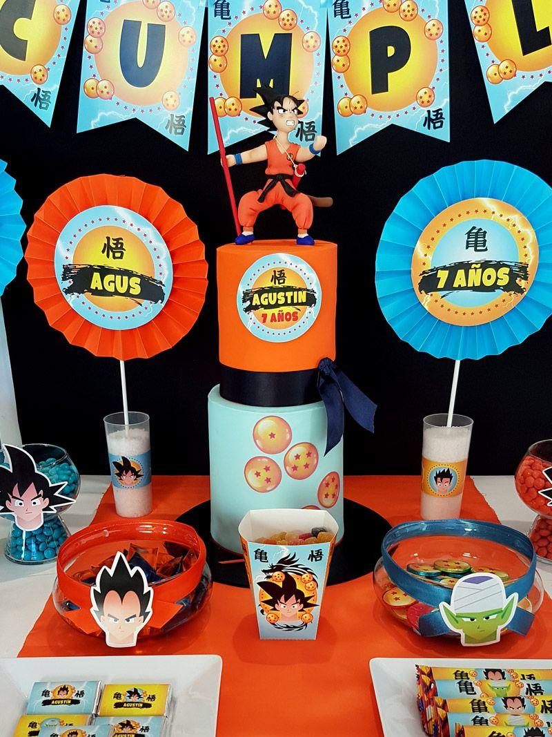 Torta Dragon Ball