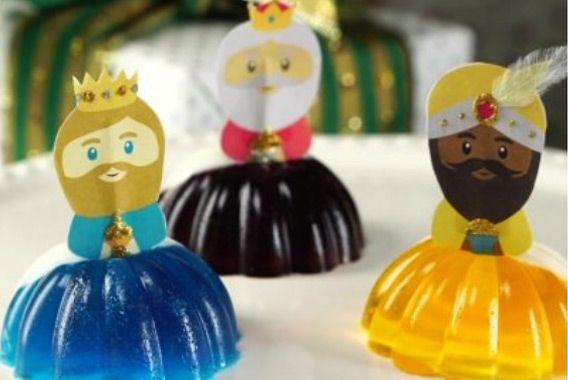 Postre de Reyes Magos