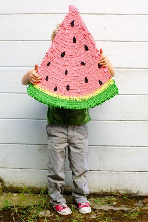 Piñata de sandía