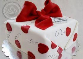 Hermosas tortas para enamorar en San Valentín