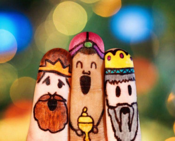 Una vez vi a los Reyes Magos