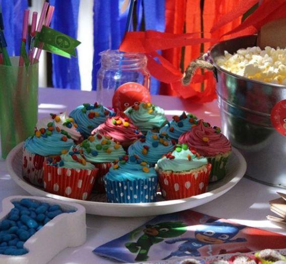 Cupcakes PJ Masks